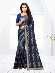 Janvi Prints Ganga Jumana Vol-10 Stylish Party Wear Fancy Saree