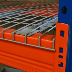 MS Silver Wire Mesh Deck, For Fencing