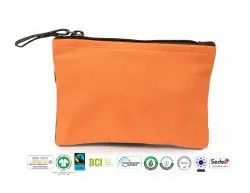 Gots Organic Cotton Cosmetic Bag