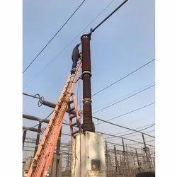 SF6 Gas Leakage Attending Work