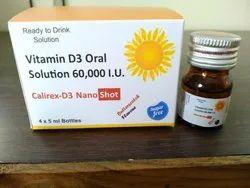 Vitamin D3 Oral Solution 60000 I.U.