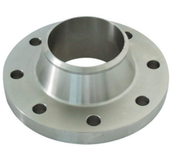 Weld Neck Raised Face Flange