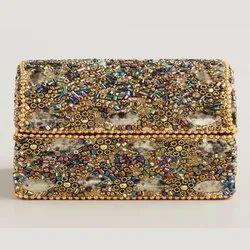 Pill Jewelry Box Handmade Trinket Box
