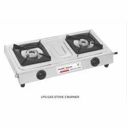 LPG Gas Stove Double Burner Mini-Nano
