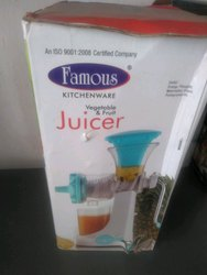 Juice Cutter Machine