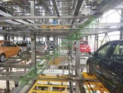 Multi Floor Vehicle Lift System