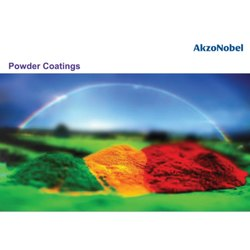 Akzo Nobel Akzonobel Powder Coating Paint, Packaging Size: 20kg, Packaging Type: Box
