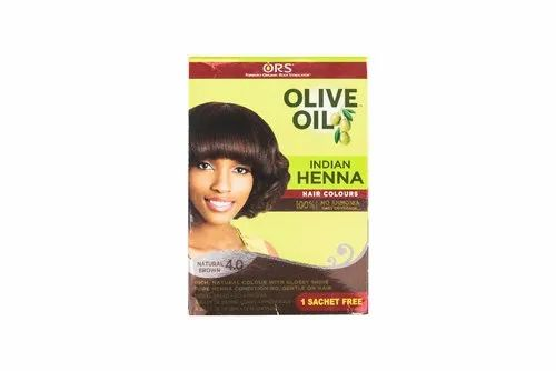 Colorveda Sosweet Natural Brown Olive Oil India Henna Hair Color No Ammonia Powder Box Id 21398015033