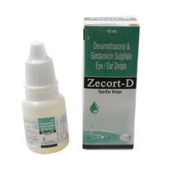 Zecort-D Eye/Ear Drop