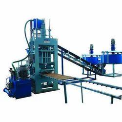 Three Phase Paver Block Making Machine