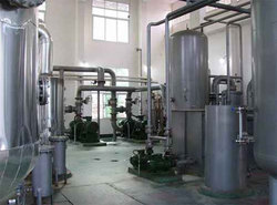 Metal Extraction Plant