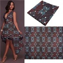 Cotton Printed Real Wax Fabric