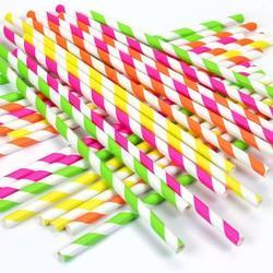 Paper Wrapped Straw at Best Price in India