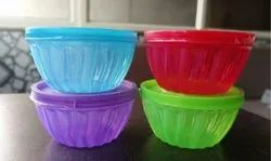 Line Plastic Household Container