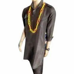 Festive Plain Men Pathani Suit