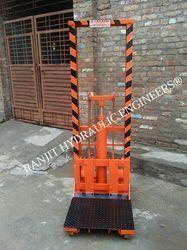Manually Hydraulic Lifter