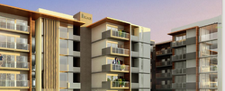 3BHK Residential Flat Construction Service