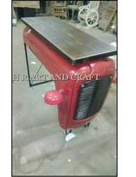 Handicraft Automobile Tractor Table  For Home/Cafe/Hotel/Bar and Restaurant Furniture