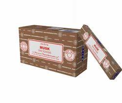 Satya  Incense Stick Musk-15 Gram  Pack