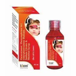 Biozen Red Bio Cuff-Q Junior, Bottle Size: 60 mL