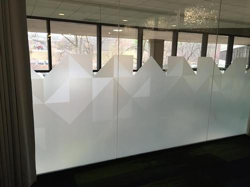 PDLC Switchable Smart Glass Film