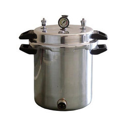 Portable Cooker Autoclave