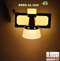 Bell Rose Gold Mirror Lamp - Dressing Lamp - Photo Frame Lamp - 5950, For Home