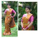Women Banarasi Pure Silk Saree