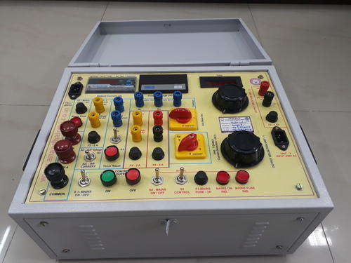 Relay Test Kit - 100A Relay Test Kit Manufacturer from Chennai