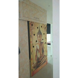 Decorative Wall Painting, Size: 5 x 4 feet