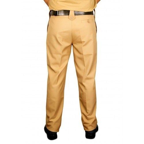 4a16b835cd9 Brown Police Uniform Trouser