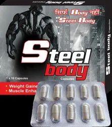 Steel Body Capsules