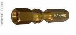 Brass Holder For Dent Puller