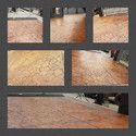 Random Stone Stamp Concrete Flooring Service