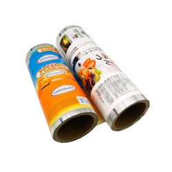 Printed Laminated Packaging Film, Packaging Type: Roll