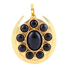 Shani Raksha Kavach with 10 Stones
