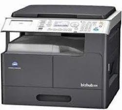 Konica Minolta Bizhub 165E Photocopy Machine
