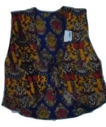 Sleeveless Kalankari Coats