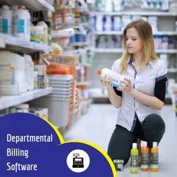 Departmental Billing Software Service