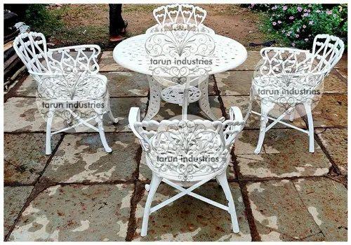 White Wrought Iron Chair Off 58, White Rod Iron Patio Furniture