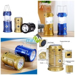 5800 LED Solar Emergency Light Bulb (Lantern)