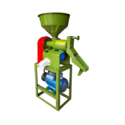Household Rice Mill With 3 HP Motor