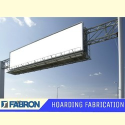 Sign Board & Hoarding Fabrication Work