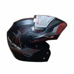 Flip UP ABP Cruze Decor Helmet, Size: 580MM