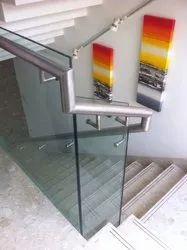 Glass Raillimg