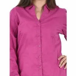 Full Sleeve Ladies Shirt
