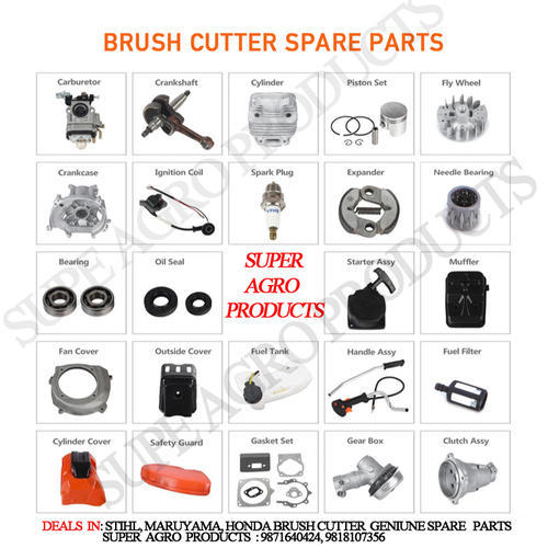 SPARE PARTS - Aspee Marut Spare Parts Wholesaler from Delhi