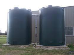 Plastic Chemical Storage Tank