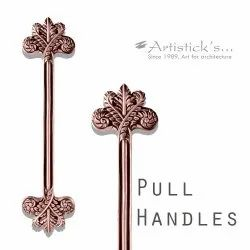 Decorative Copper Handles