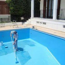 Swimming Pool Coating Service